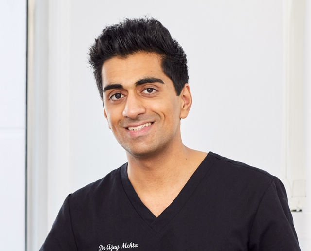 Dr Ajay Mehta - Team Member - Dental Arts Studio